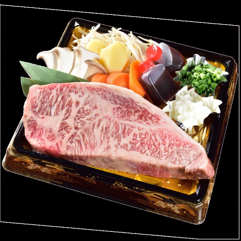美食倶楽部一歩の厳選和牛サーロイン肉